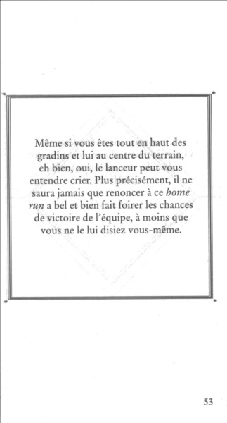 Page 53 du livre Le Bro tout de Go (How I met your mother)