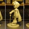 Prototype de la figurine de Danaël (Légendaires)