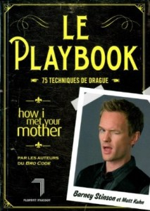 Couverture du livre Le Playbook (How I met your mother)