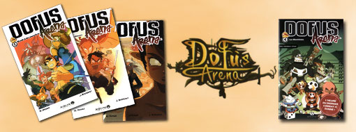 Dofus Arena (collection)
