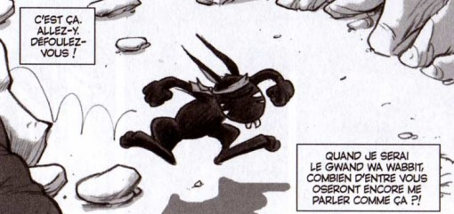 Bouwfe le Wa Wabbit (Dofus Monster)