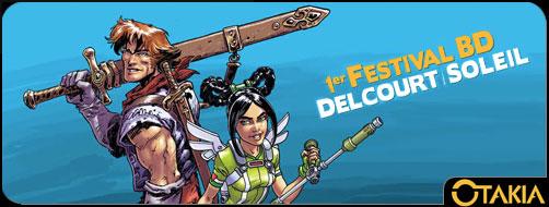 Festival Delcourt Soleil