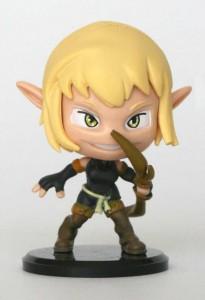 Evangelyne : Figurine Krosmaster (Wakfu - Dofus)