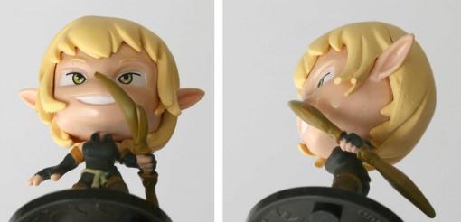 Figurine Krosmaster : Evangelyne (Wakfu)
