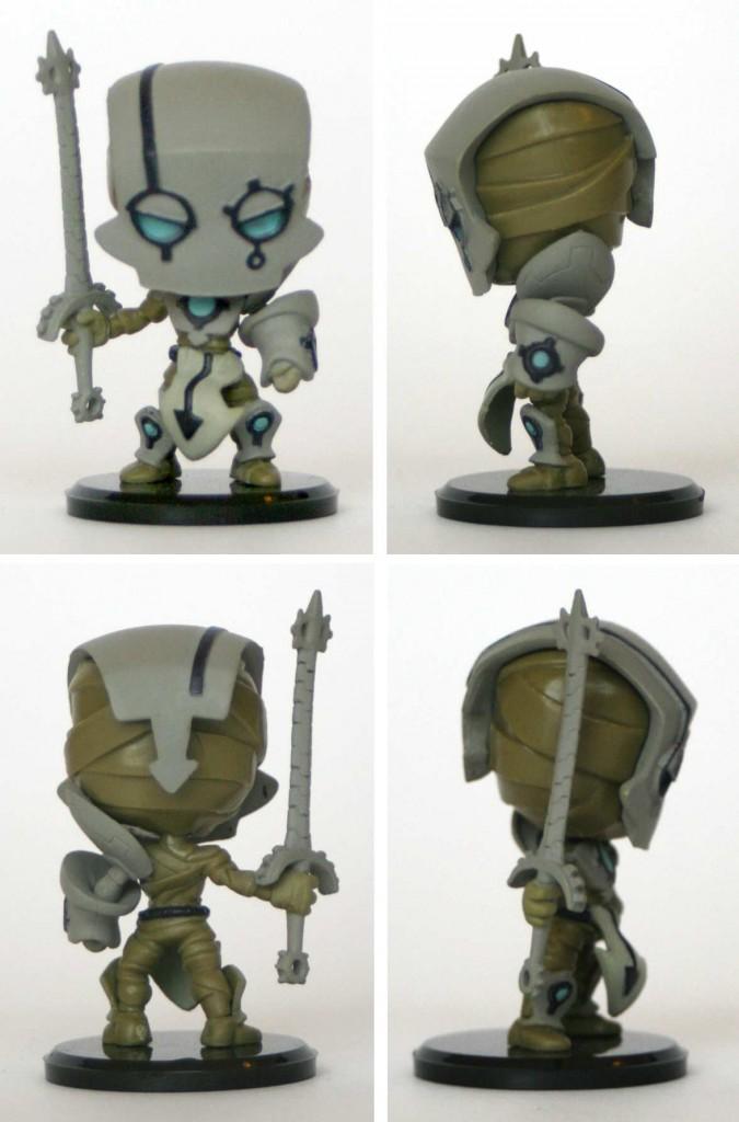 Figurine Krosmaster : Nox (Wakfu)