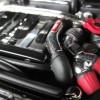 A fan a pris le temps de peindre le bloc moteur de sa GTR