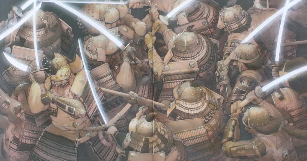 Le clan des Heike se fait exterminer