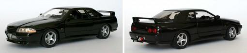 Initial D : Nissan Skyline GTR R32
