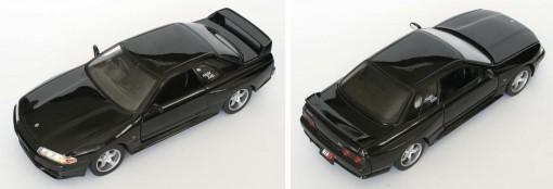 Initial D : Nissan Skyline GTR R32 - ech 1/18 (Jada Toys)