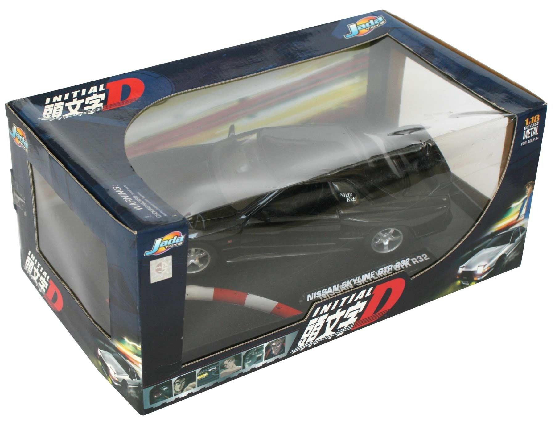 Initial_D_Nissan_GTR_Jada_Toys_Die_cast_plongee_03