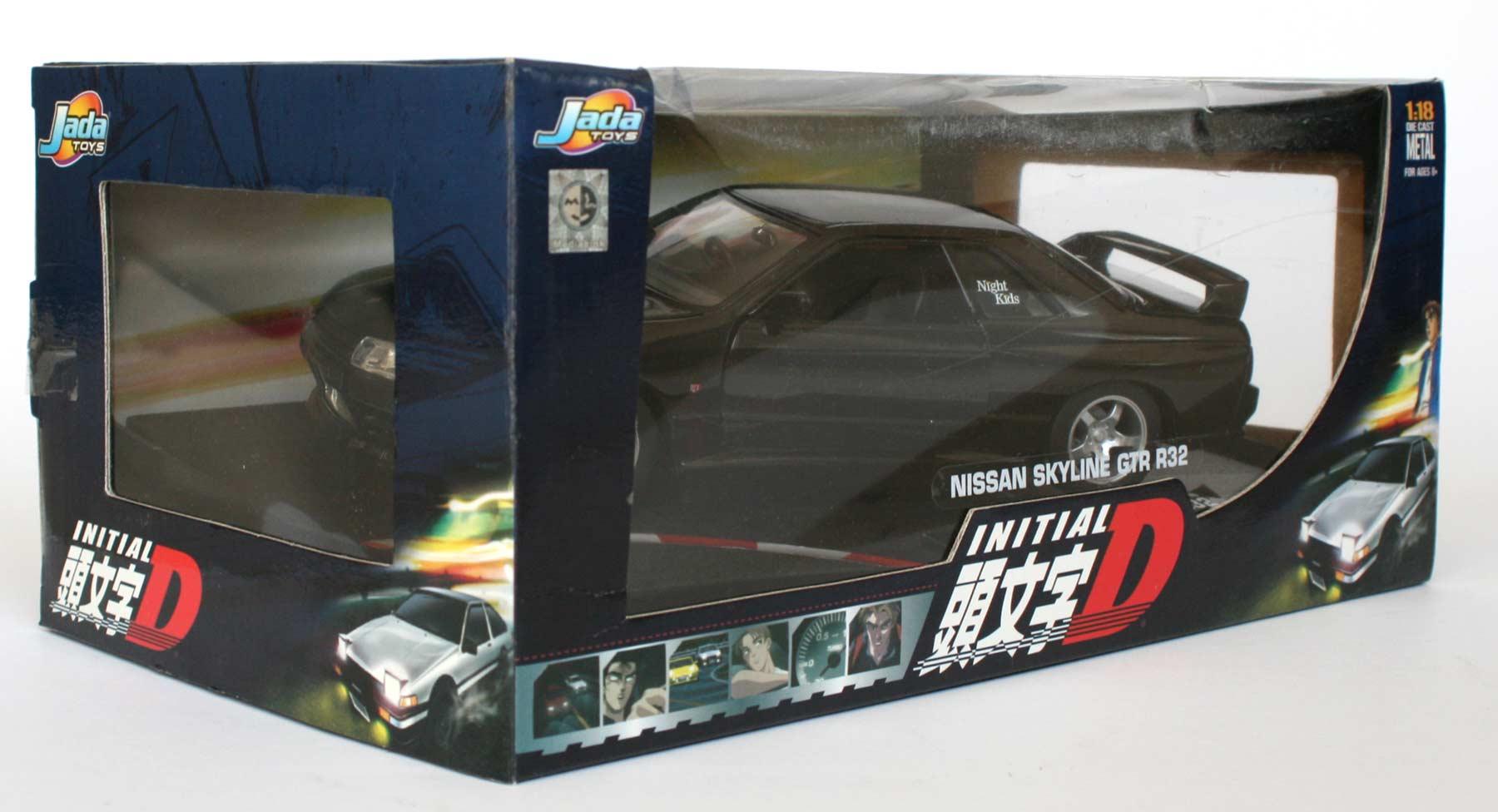 Initial_D_Nissan_GTR_Jada_Toys_Die_cast_trois_quarts_02