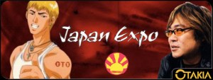 Tôru Fujisawa l'auteur de GTO (Japan-Expo)