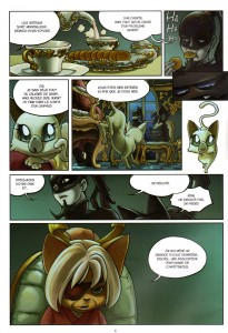 Page 6 du Tome 2 de Remington