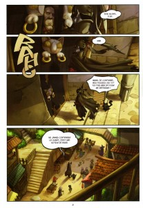 Page 8 du Tome 2 de Remington