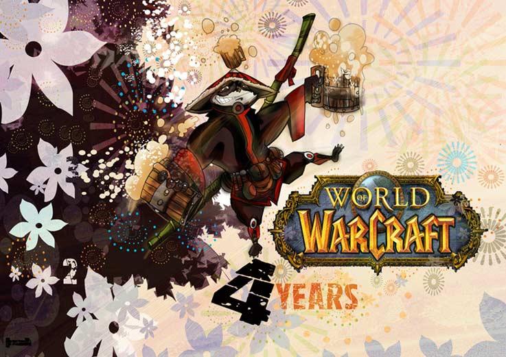 fan art World of Warcraft par oTTami