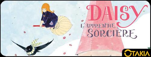 Header Otakia : Daisy l'apprentie sorcière