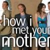 Image publicitaire How I met your mother avec les 5 personnages principaux