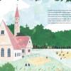 Page 8 et 9 du livre Daisy, l'apprentie sorcière de nobi nobi !