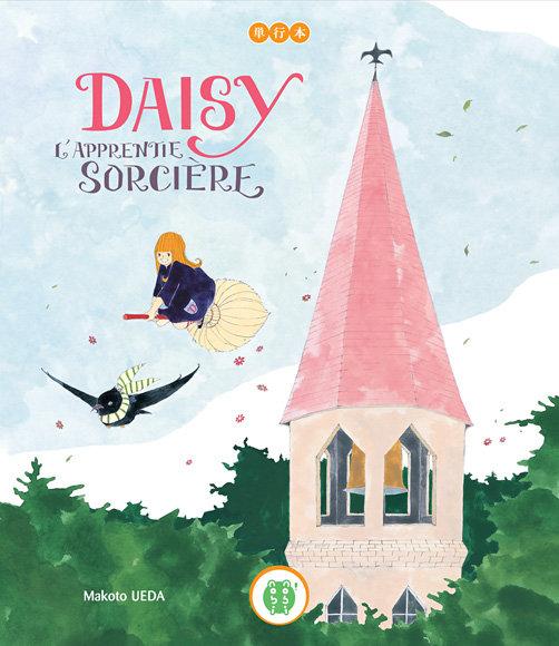 Couverture du livre Daisy, l'apprentie sorcière de nobi nobi !