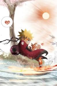 Fan art de Naruto par oTTami