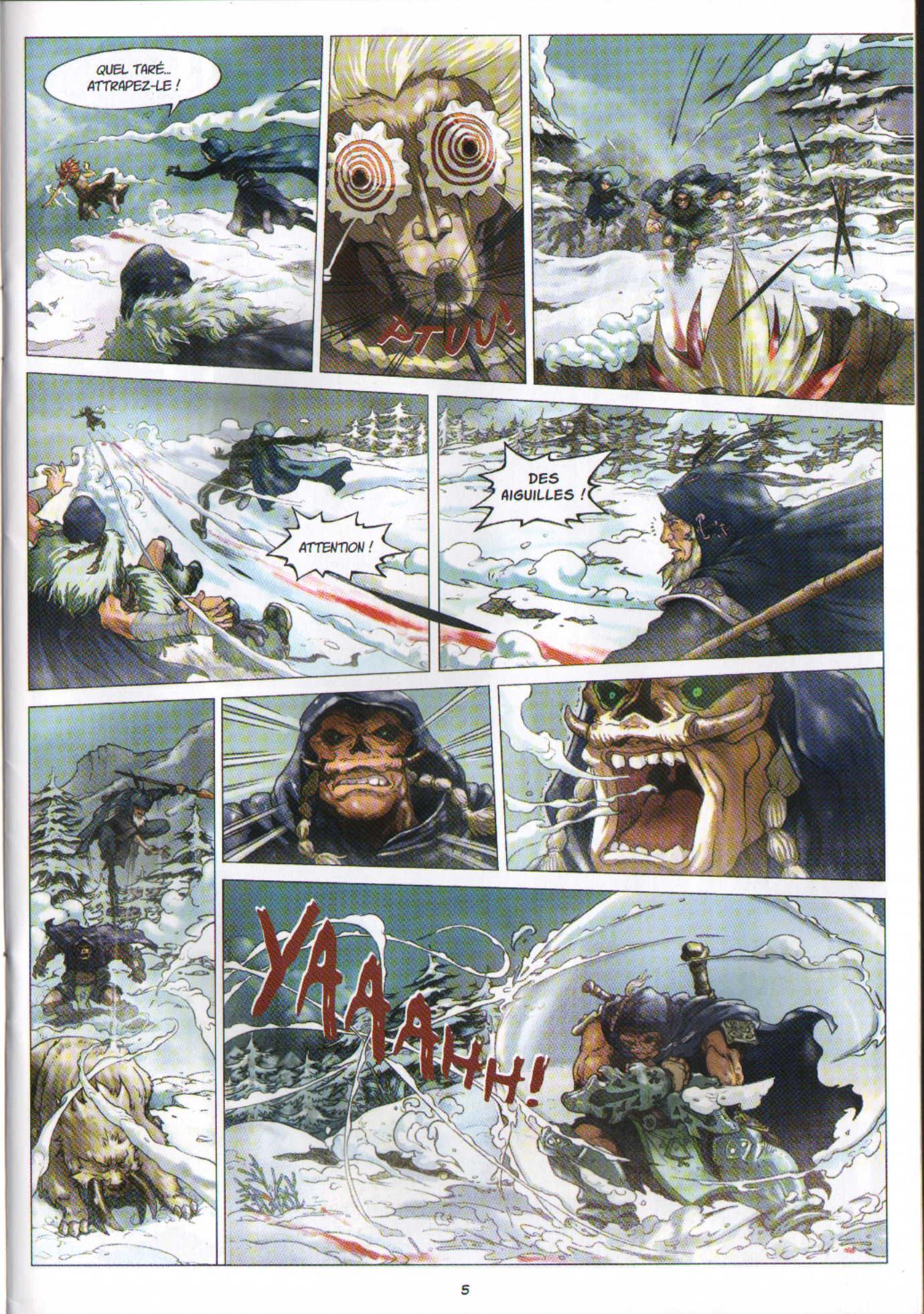 page 5 de Maskemane - Arc 1 (Wakfu)