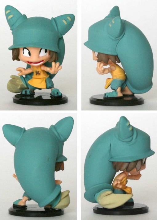 Figurine Krosmaster : Yugo (Wakfu)