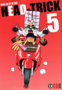 Head trick Tome 5 (Couverture normale)