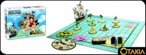 Header OTakia : Jeu de plateau One Piece : En route pour Grandline