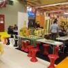 Le Hall Jeu à Kid Expo avec des créateurs de jeux de sociétés