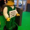 Personnage Lego Géant sur Kid Expo