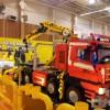 Camion en Lego à Kid Expo
