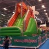 Toboggan à Kid Expo