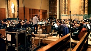 Orchestre dans le making of Mists of Pandaria (World of Warcraft)