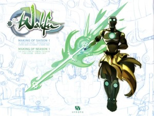 Art book Wakfu - Tome 9