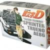 Packaging de la Toyota Trueno AE 86 d'Initial D (Aoshima)