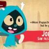 Joris est le fils adoptif de Kerubim