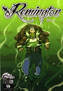 Comics Remington N°10 (Ankama)