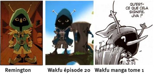Maître Joris apparaît aussi dans Wakfu