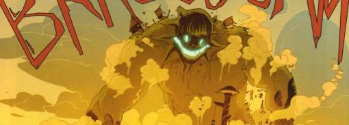 Bazalt s'est transformé en monstre géant