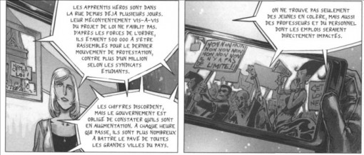No Limits de 2 Unlimited dans Freaks' Squeele tome 5