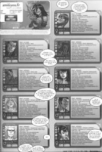 Page 1 de Freaks' Squeele Tome 5 : Nanorigines