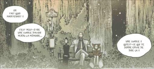 Référence à Totoro (Freaks' Squeele Tome 5)