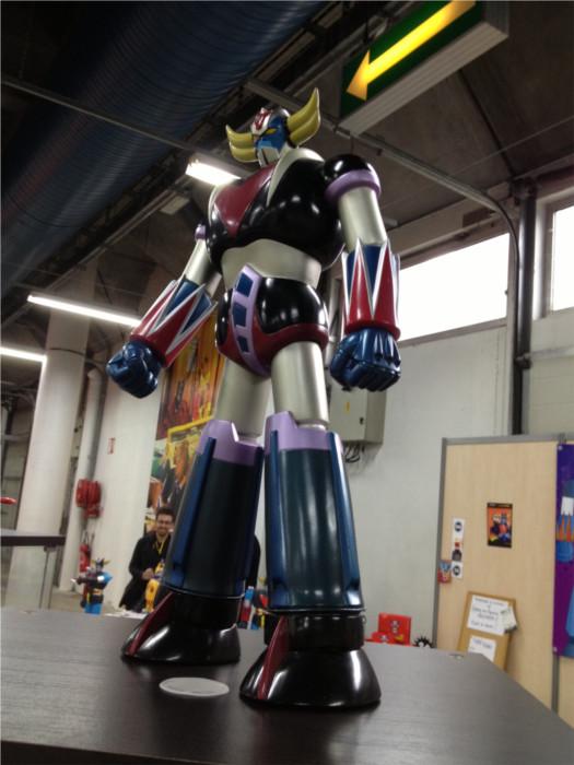 Goldorak (Japan Touch, exposition Go Nagai - Goldorak par Otakia)