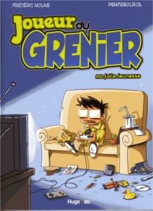 Couverture Joueur du Grenier - BD - Tome 1