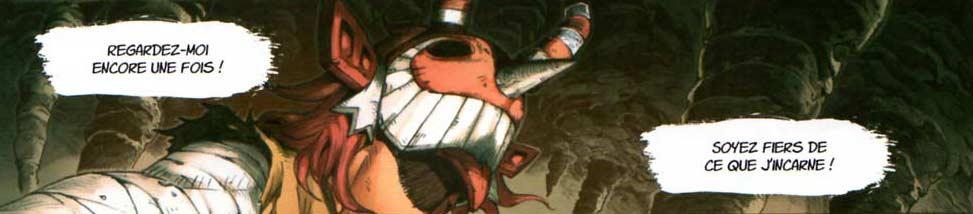 Le masque du psychopathe de Maskemane