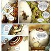 Page 3 du Comics Maskemane N°8 (Wakfu)