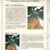 Le cahier graphique détaille les étapes de mise en couleur d'une planche de Maskemane