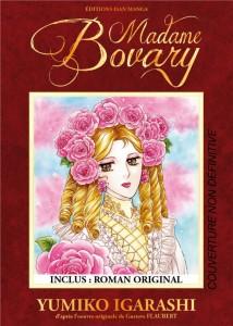 Couverture du manga Madame Bovary ( Yumiko IGARASHI)