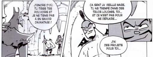 Hyrkul est recruté par Djaul (Dofus)
