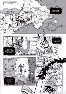 Page 1 du Dofus HS 2 - Hyrkul le Tendancieux